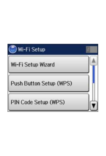 epson printer wifi setup