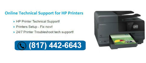 HP Printer Technical Support for Wireless Printing or Driver Support